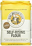 King Arthur Flour Unbleached Self-Rising Flour, 5 Pound