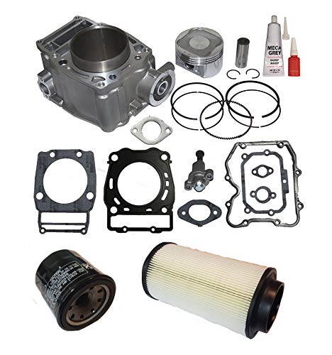 POLARIS SPORTSMAN 500 CYLINDER PISTON GASKET TOP END KIT SET 1996 1997 1998 1999 2000 2001 2002 2003 2004 2005 2006 2007 2008 2009 2010 2011 2012