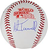 Alan Trammell Detroit Tigers Autographed 1984 World Series Logo Baseball - Fanatics Authentic Certified