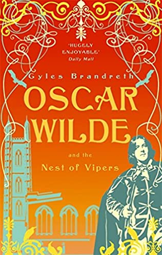 book cover of Oscar Wilde and the Nest of Vipers