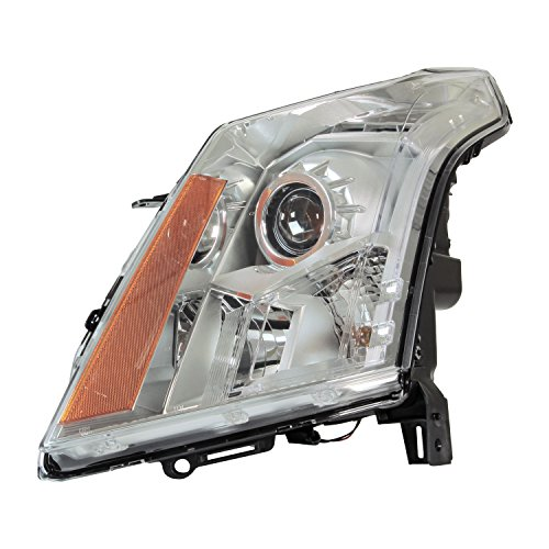 TYC 20-9144-00-1 Cadillac SRX Left Replacement Head Lamp