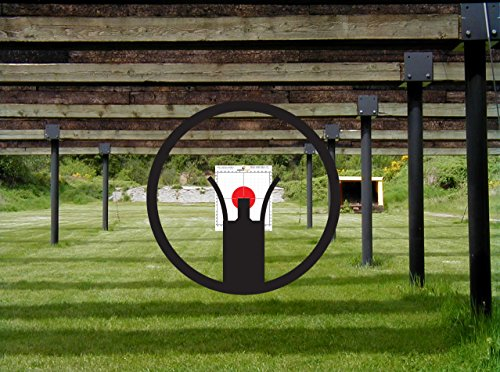 Chrs Sajnog 25 Yard Sight-in Targets for a 100-Yard Zero - USE with Iron  Sights
