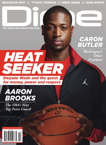 Dime Magazine: The Game, the Player, the Life (December/January 2010 - Cover: