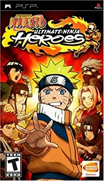 Naruto Ultimate Ninja Heroes - Sony PSP: Artist ... - Amazon.com