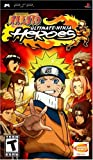 Naruto Ultimate Ninja Heroes - PlayStation Portable