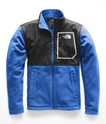 The North Face Kids Boy's Glacier Track Jacket (Little Kids/Big Kids) Turkish Sea X-Small ()