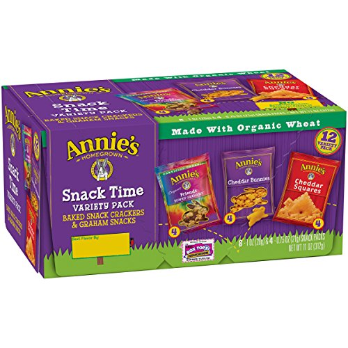 annies-snack-pack-variety-cheddar-bunnies-friends-bunny-grahams-cheddar-squares-crackers-12-ct-11-oz