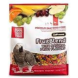 Zupreem FruitBlend Parrot Conure Medium Large 3.5 LB