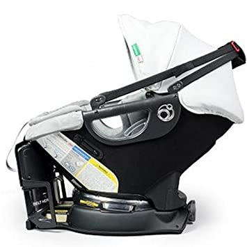 Orbit Baby Infant Car Seat With Base G2 New Production Black Slate