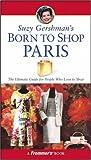 Paris, Suzy Gershman, 0471790354