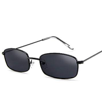GJYANJING Gafas De Sol Gafas De Sol Vintage Mujer Hombre ...