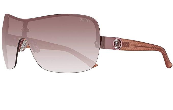 Guess Sonnenbrille GF0274 0028F Gafas de sol, Rosa (Rosegold ...