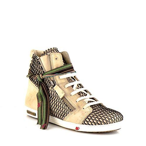 Felmini - Zapatos para Mujer - Enamorarse com Jomar A217 - Sneakers - Cuero Genuino - Varios colores Varios colores