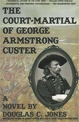courtmartial of george armstrong custer