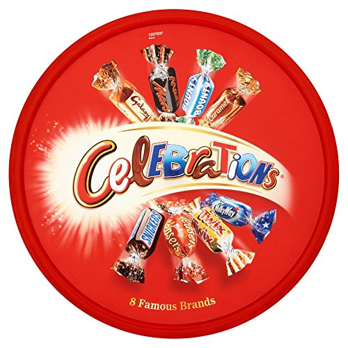 Celebrations Tub 680g product image