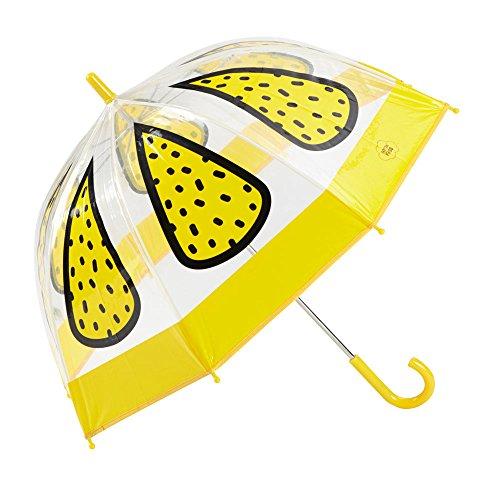 Gotta Parapluie transparent pour enfant - Résistant au vent Citron Paraguas clásico, 62 cm, Amarillo (Citron): Amazon.es: Equipaje