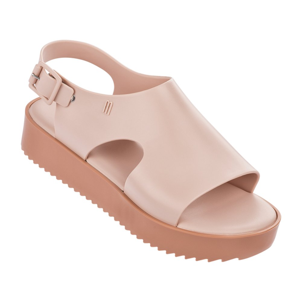 Melissa Women's Hotness Flatform Sandals B013RZF6JY 6 B(M) US|Light Pink