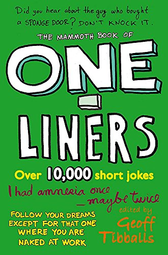 The Mammoth Book of One-Liners (Mammoth Books) ()