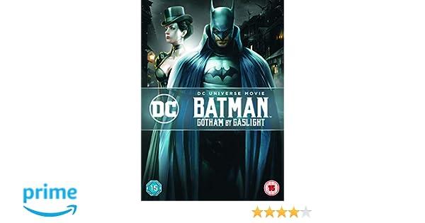 Gotham By Gaslight Edizione: Regno Unito Reino Unido DVD ...