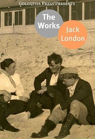 The Works of Jack London - Sun Moon Tie