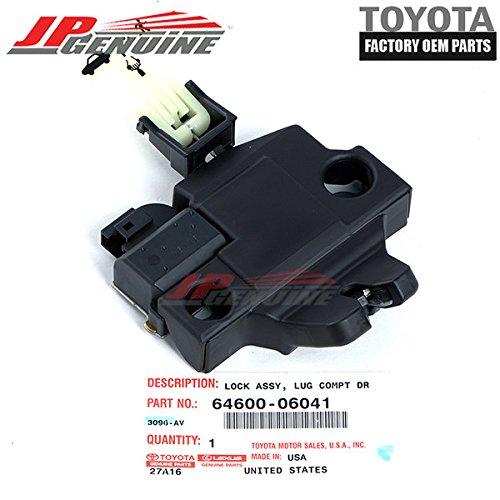 Toyota 64600-06041 Door Lock Assembly