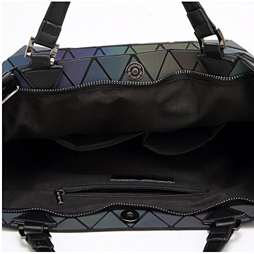 A Bag Shoulder Women's Geometric Fashion Handbag wxz00RHU