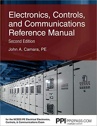 Electronics, Controls, and Communications Reference Manual (Electronic Manual)