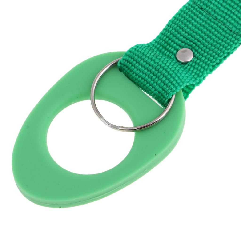 Baosity Outdoor Climbing Water Bottle Holder Hooks Belt Molle Hanging Strap Webbing Buckle Clip Universal Size