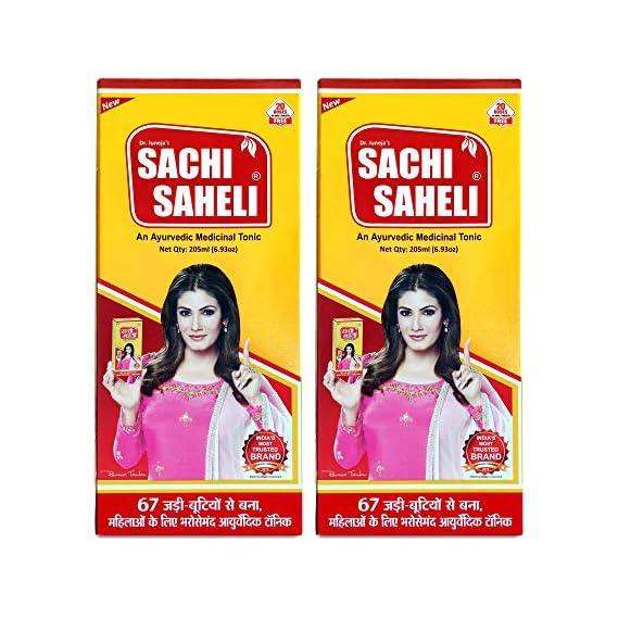 Sachi Saheli Ayurvedic Syrup (PACK OF 2)