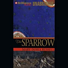 The Sparrow Audiobook by Mary Doria Russell Narrated by David Colacci