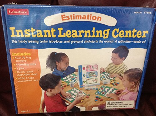 Lakeshore Instant Learning Center ESTIMATION