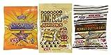 Best Hard Candy candy bar - Set of 3 - Crunchy Peanut Butter Bars Review