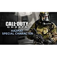 Call of Duty Ghosts - Hazmat Special Character [Online Game Code]