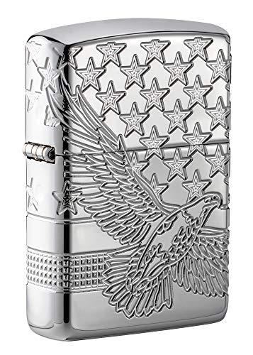 Zippo Patriotic Design Pocket Lighter