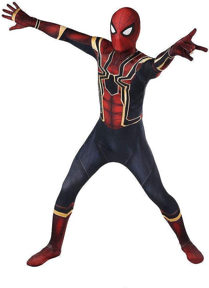 Amazon.com: Hoosen - Disfraz de lycra Zentai para Halloween ...