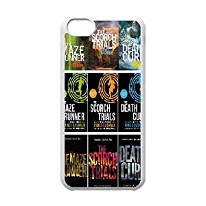 Exquisite stylish phone protection shell iPhone 5C Cell phone case for The Maze Runner pattern personality design