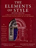 The Elements of Style: An Practical Encyclopedia of Interior Architectural Details, from 1485 to the Present Revised Edition published by Simon & Schuster (1997)