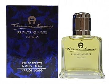 Etienne Aigner Private Number FOR MAN EAU DE TOILETTE 50 ml  Amazon ... 4107c64974ce