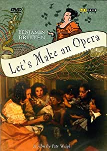 Britten - Let's Make an Opera [Import]