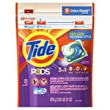 Tide PGC 93127CT PGC 89261 Pods, Laundry Detergent, Spring Meadow (Pack of 140)