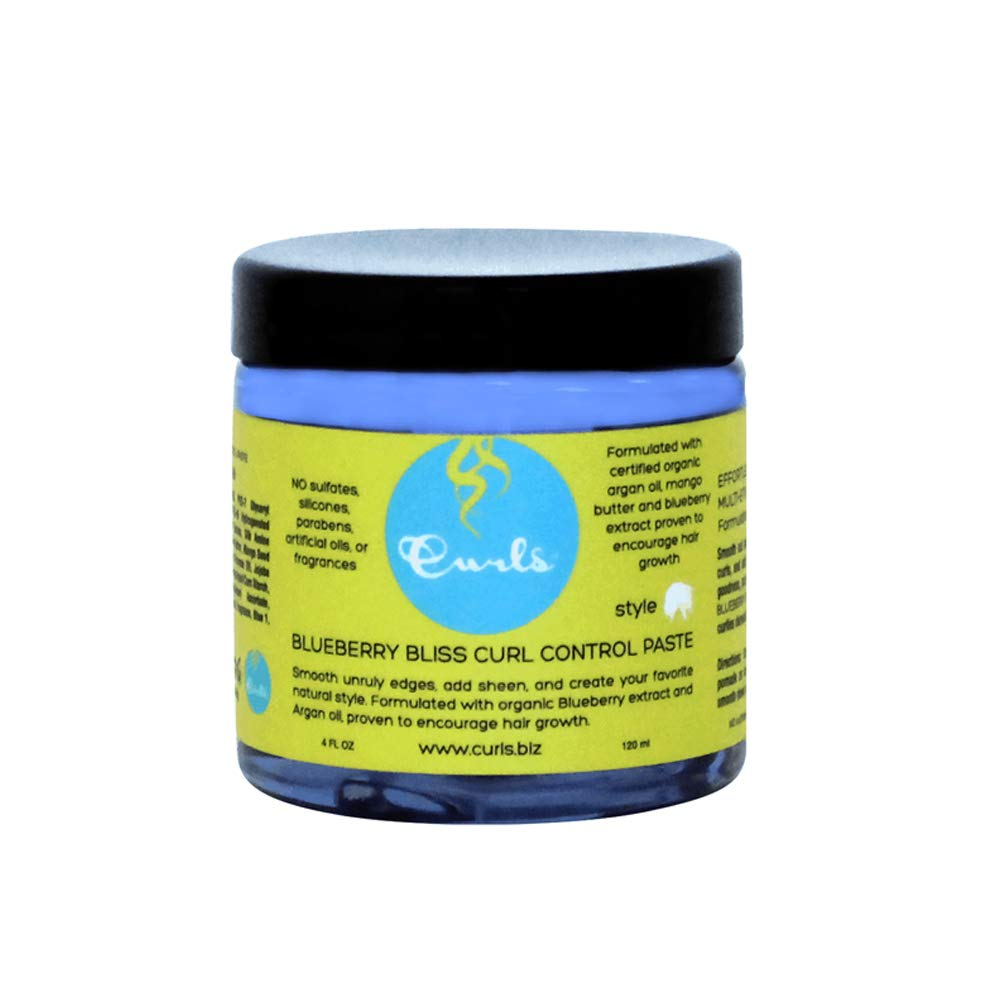 Curls Blueberry Bliss Curl Control Paste 118 milliliters