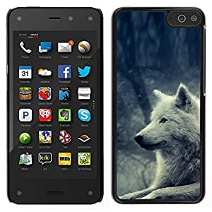 - NATURE DOG WHITE FOREST MAGICAL WOLF - - Monedero pared Design Premium cuero del tir???¡¯???€????€?????n magn???¡¯&At