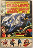 Western Gunfighters! Featuring Gunhawk/The Ghostrider/Apache Kid Vol 1 No 4