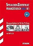 Sprachenzertifikat - Französisch DELF B1 mit MP3-CD