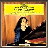 チャイコフスキー:ピアノ協奏曲第1番/シューマン:ピアノ協奏曲