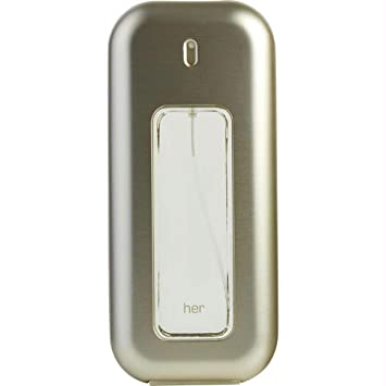 0695a86771b Amazon.com : Fcuk Eau De Toilette Spray - Fcuk For Her - 100ml/3.4oz :  Beauty