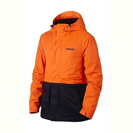 9ea565be3b8 Amazon.com  Oakley Men s Highline 10k BZS Jacket  Sports   Outdoors