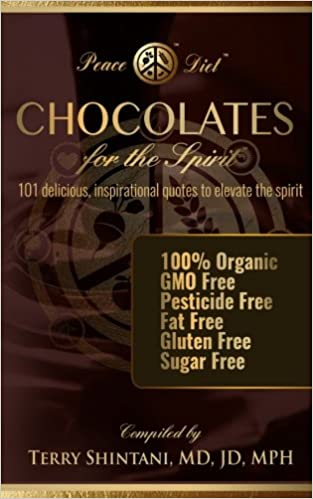Chocolates For The Spirit: 101 Delicious, Inspirational