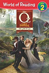 The Oz The Great and Powerful: Land of Oz (World of Reading)