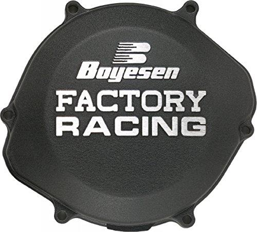 Amazoncom Boyesen Clutch Cover Black For Honda Cr125 87 99 Automotive